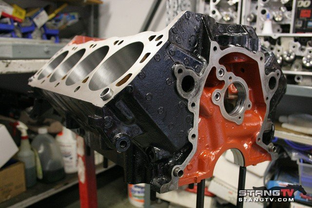 408ci Small Block Ford Engine 550 HP Build - FordMuscle