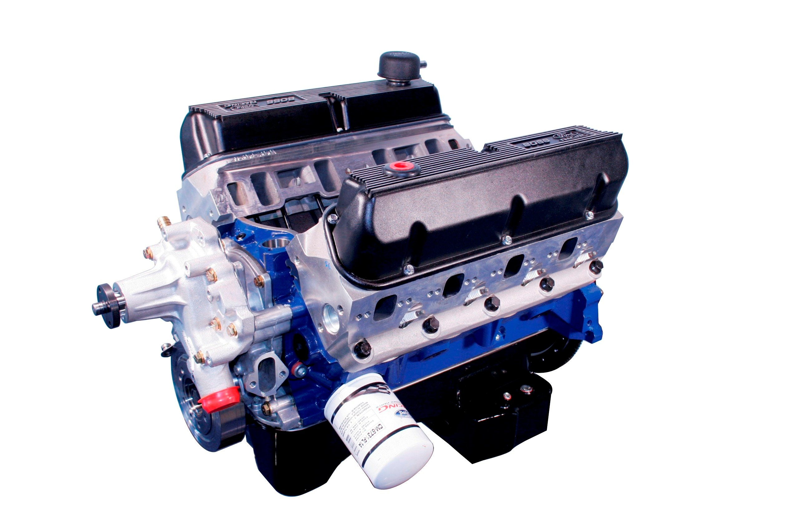 Ford Performance Parts Expands Crate Engine Lineup For 2012