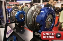 SPEC Super Carbon and 5.0 Mustang Clutches