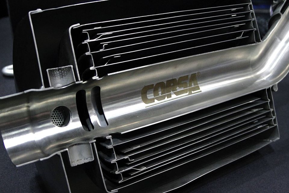 A Look Inside Corsa's Patented RSC Exhaust Technology