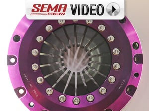 SEMA 2011: Twin-Plate 2011 Mustang Clutches From Exedy