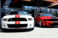 Video: The Sweet Sound of 1000HP Shelby Mustangs