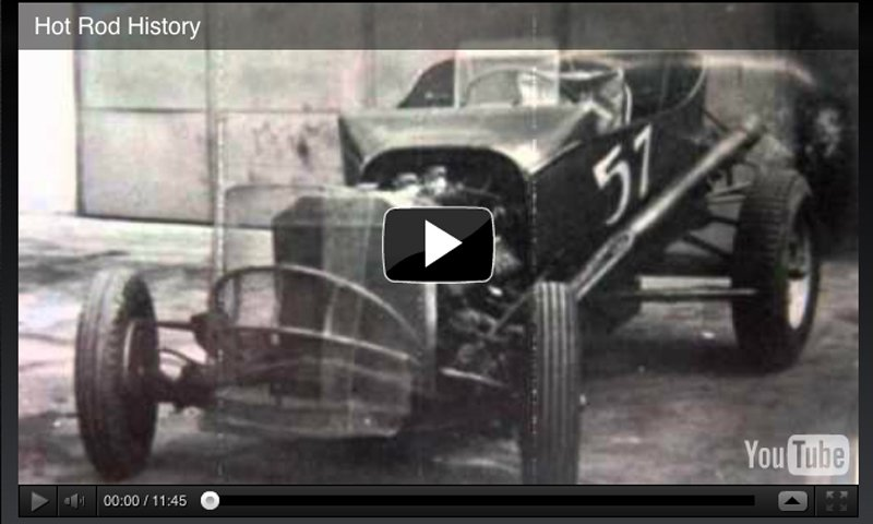 Video: Photos from the Stone Age of Hot Rodding