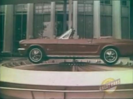 Video: The First Mustang Commercial Ever