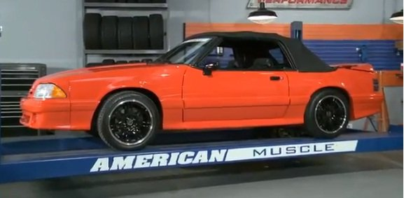 Video: AmericanMuscle.com Releases Stage 2 of Fox Body Project