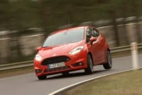 Ford Fiesta ST At The Legendary Lommel Track