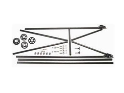 "RJ Extreme Pro Series Slim-Line 70"" Wheelie Bar Kit"