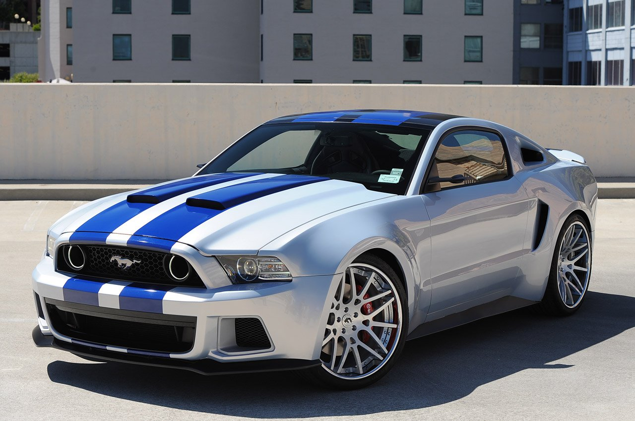Video: Need For Speed Movie Mustang And Contest Details