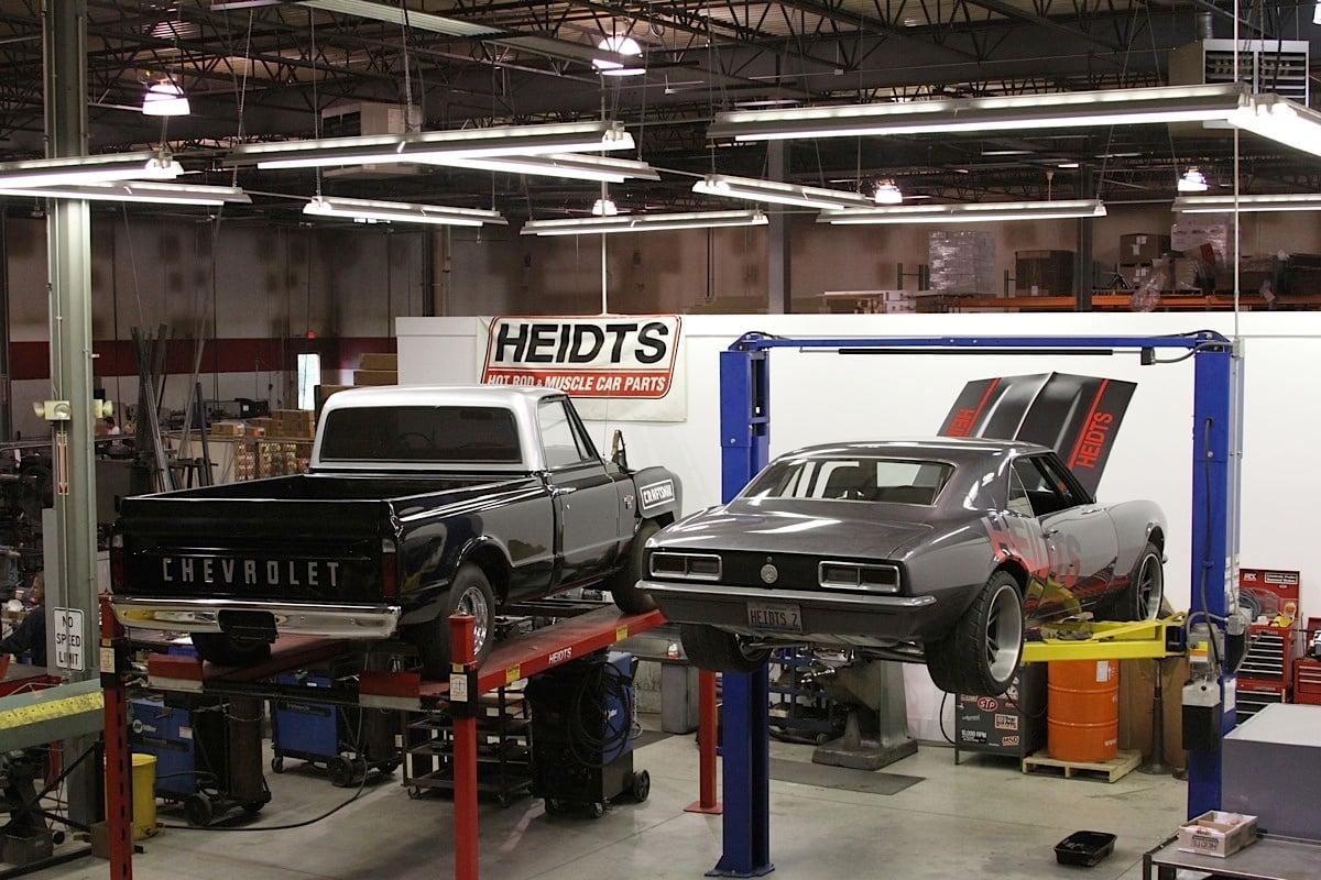 Video Shop Tour: Visiting Heidts Automotive Group