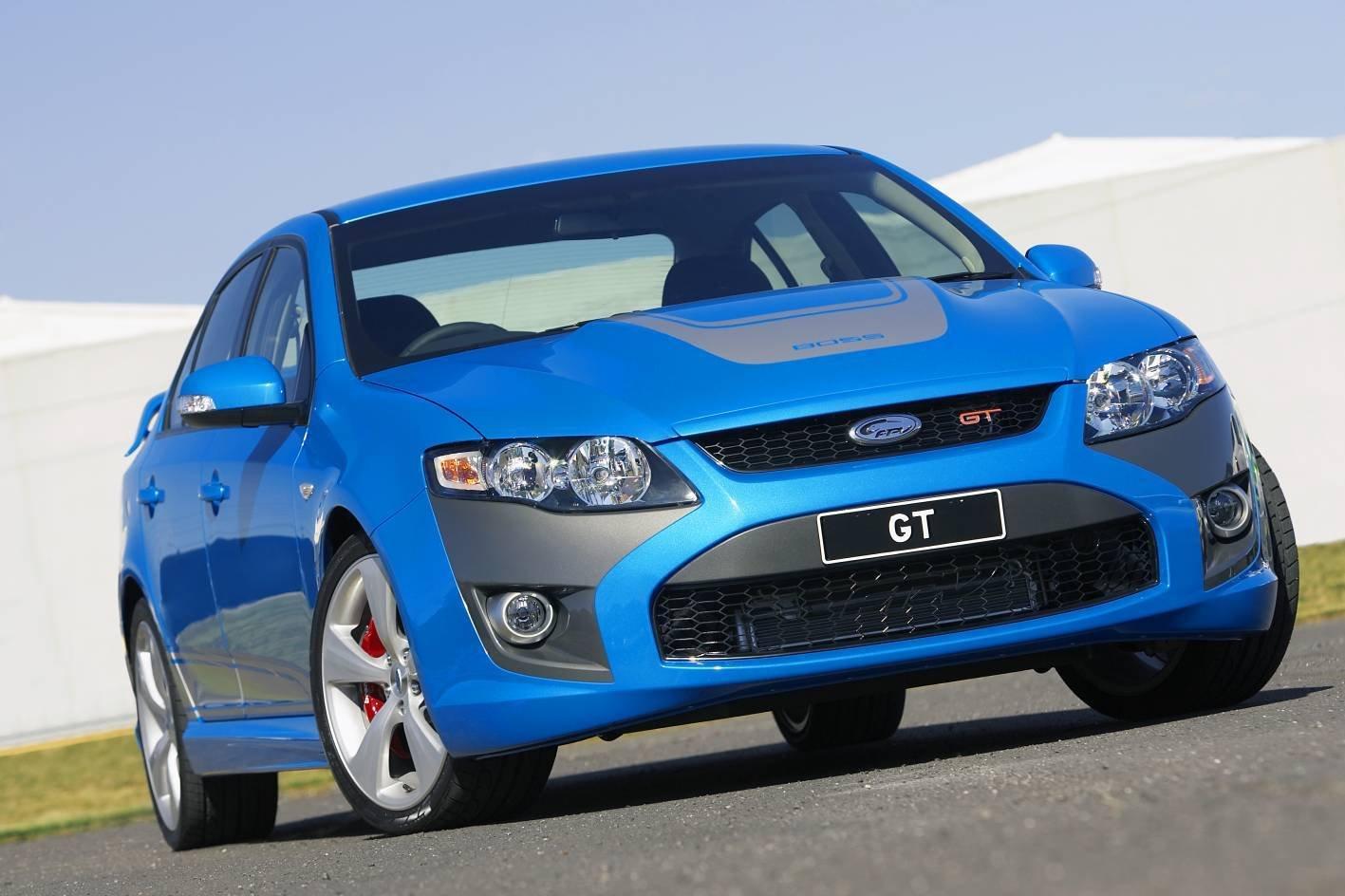 Australia U2019s Ford Performance Vehicle Division Closing Next