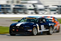 Race Recap: ROUSH Takes Second In Grand-Am At The Brickyard