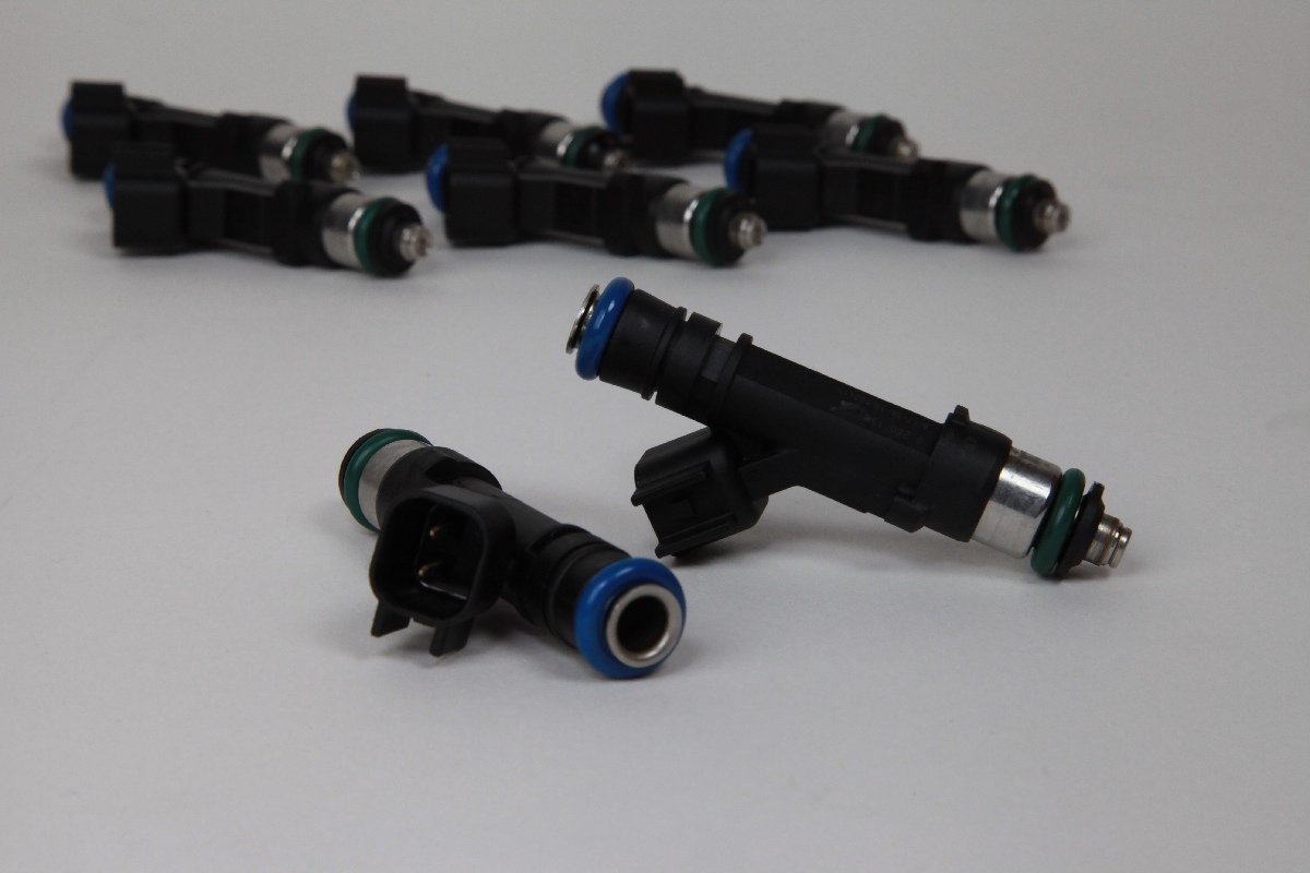 High Tech Injectors From DeatschWerks For Our 2013 Mustang