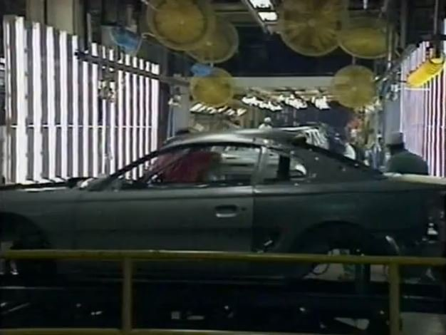 video how sn95 mustangs were made stangtv. Black Bedroom Furniture Sets. Home Design Ideas