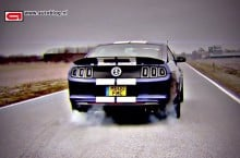 Video: Shelby GT500 Hits 190 MPH On The Autobahn