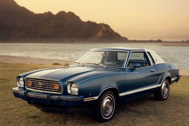 Looking Back: The 1974-78 Mustang Goes Back To Basics