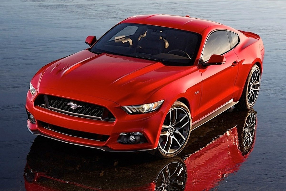 Same Day Coverage: The 2015 Mustang Debuts