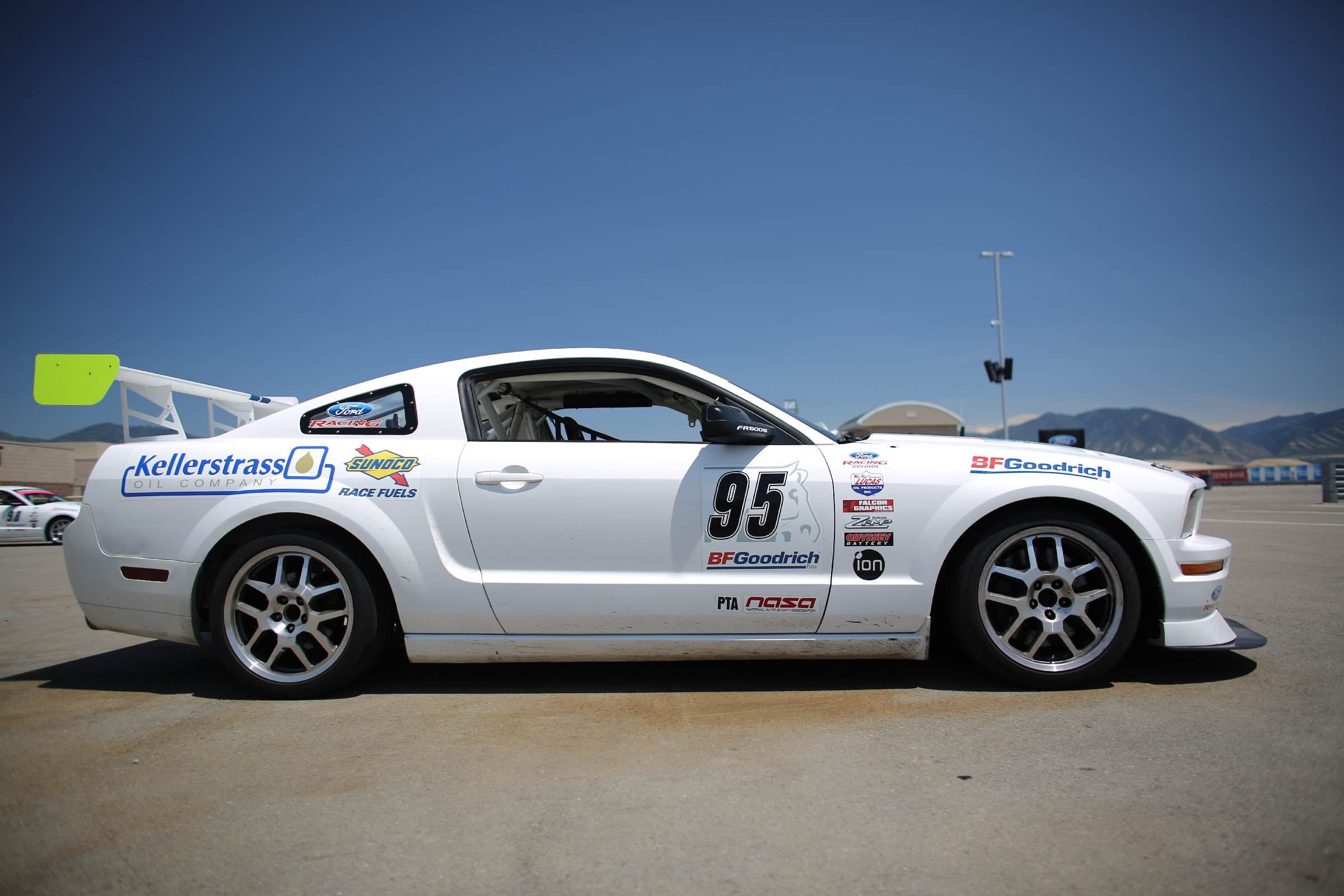 Thrashing A BOSS 302 And FR500s At Miller Motorsports Park