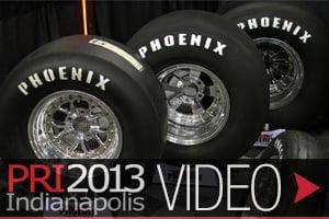 PRI 2013: Phoenix Race Tire Has Got The Set For Your Blacktop Needs