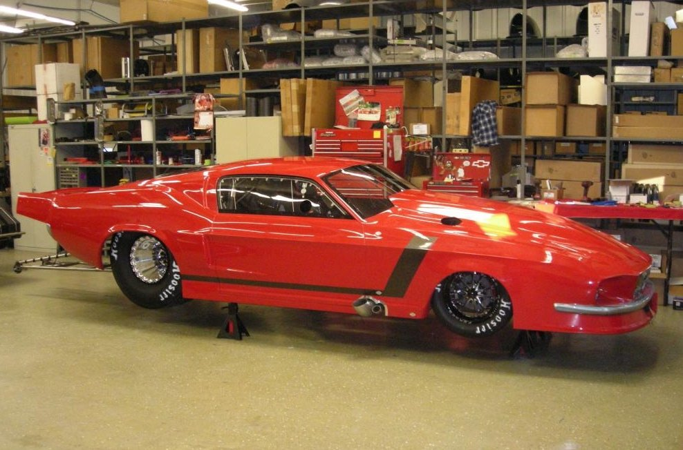 Team Desert Demons Racing's New '67 Shelby Pro Mod On The Dyno