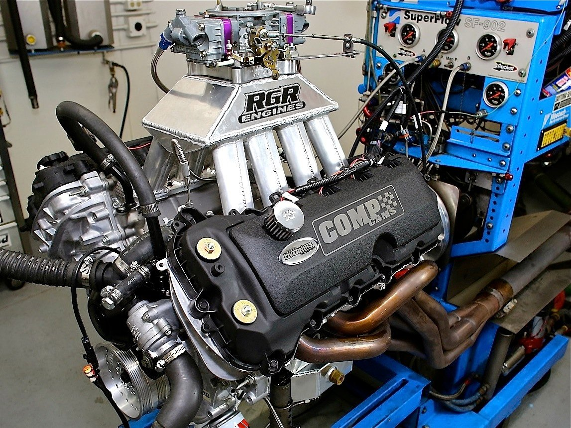 Carbureted Coyote Pulls 590 Horsepower in First Dyno Test