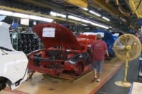 Video: Assembly Of A 2013 Ford Mustang