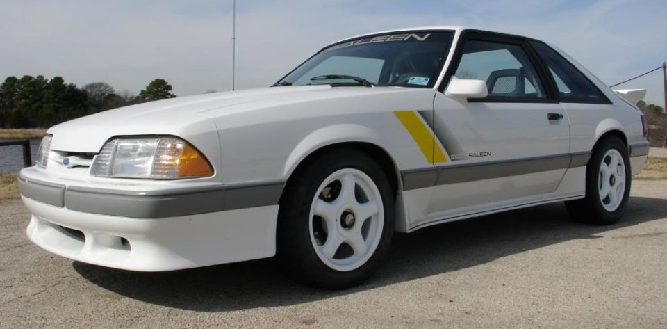 collection of 9 fox body mustangs up for sale stangtv. Black Bedroom Furniture Sets. Home Design Ideas