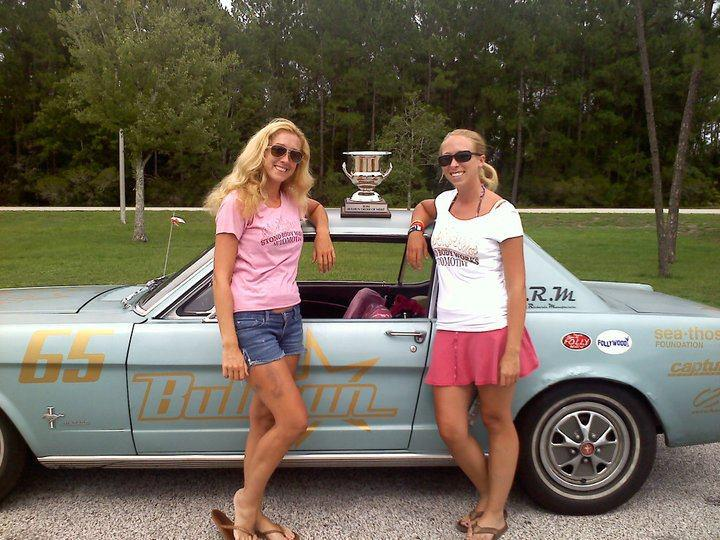 What is Bullrun? From the Driver's Seat of Team Mustang Girls