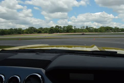 Video: The EcoBoost Mustang Running Around Ford's Proving Grounds