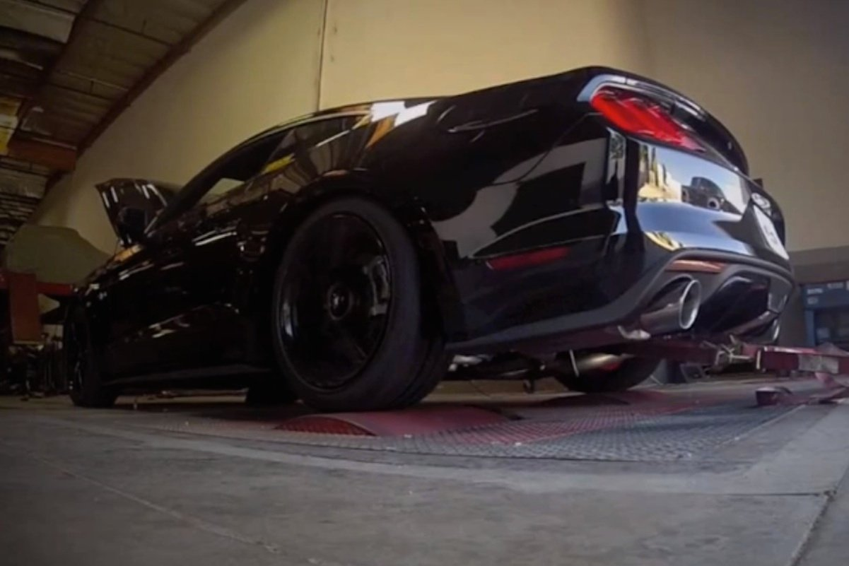 Video: First 2015 GT With Aftermarket Exhaust And Dyno Test