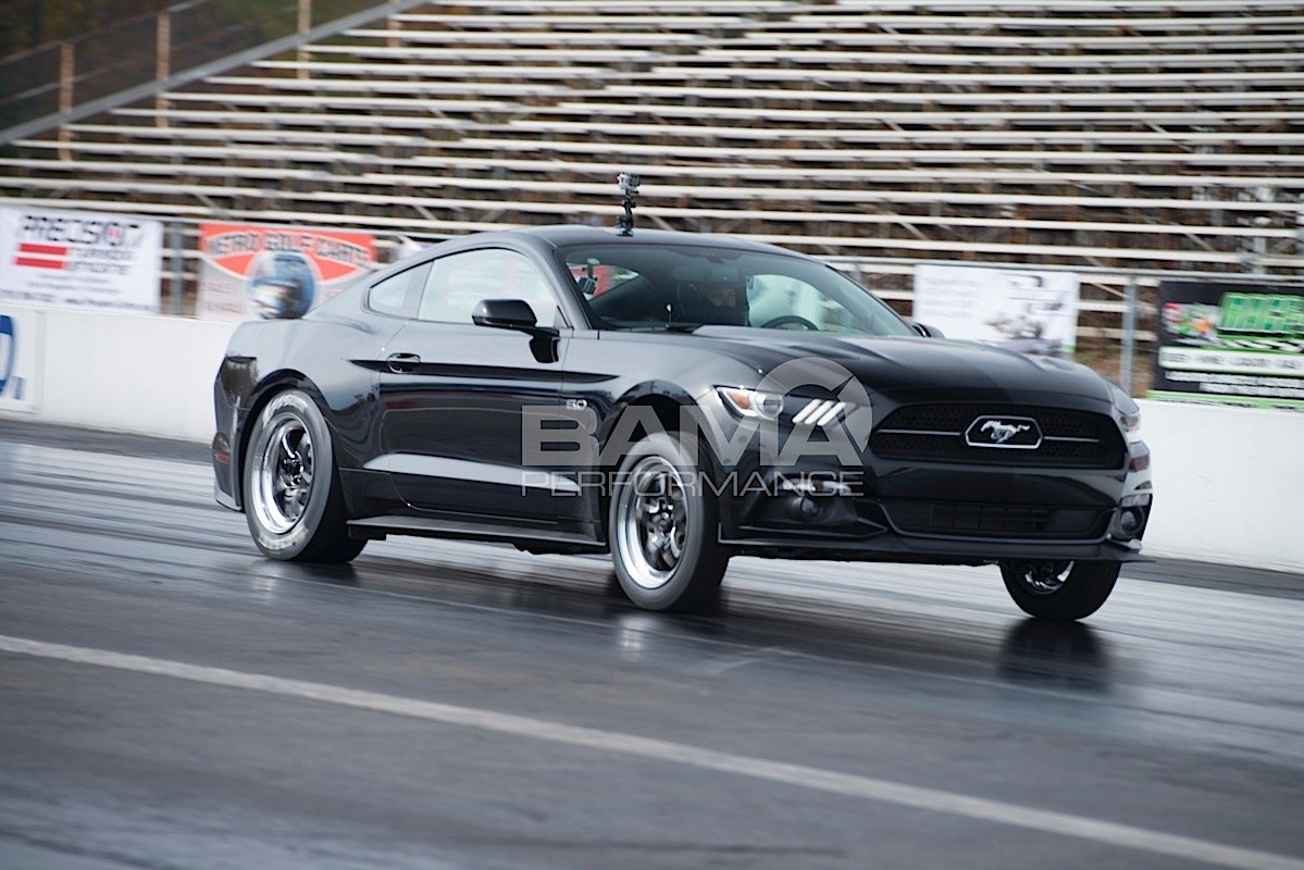 Video Bama Performance And American Muscle First S550 To