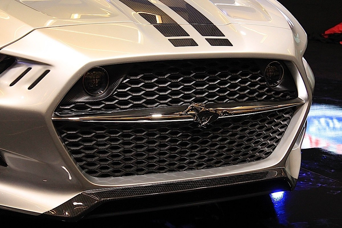 LA Auto Show Live Galpin Auto Sports Introduces Rocket Mustang - When is the la car show