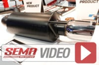 SEMA 2014: Flowmaster Has Exhaust Kits, And 50-State Direct-Fit Cats