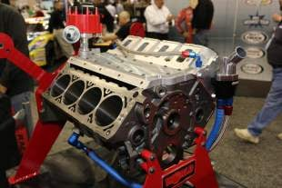 PRI 2014: World's Motown LS Hybrid Block, New SBF Casting Upgrades