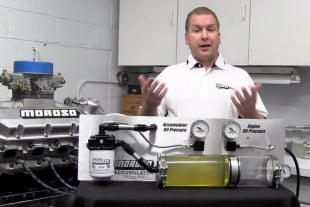 Video: How The Moroso Oil Accumulator Protects Your Engine