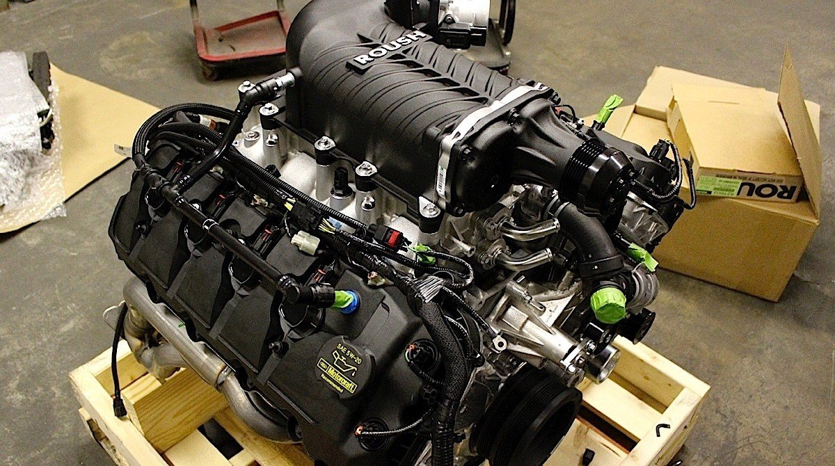 coyote swap putting a 575 hp blown 5 0 in a \u002706 gt TBI Engine Swap Wiring Harness