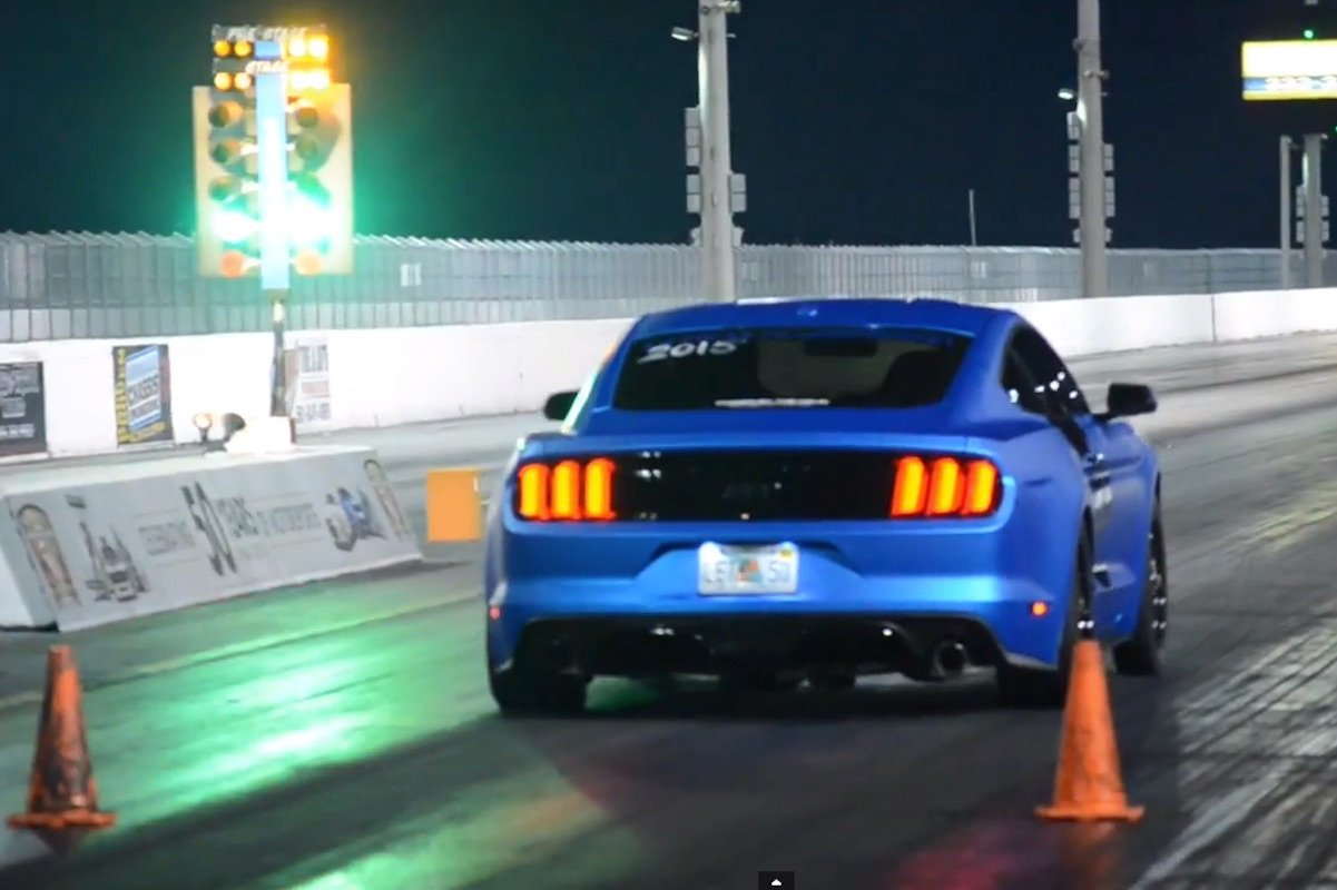 Video: Lethal Performance's '15 Mustang GT Runs 10.33 at 134 mph