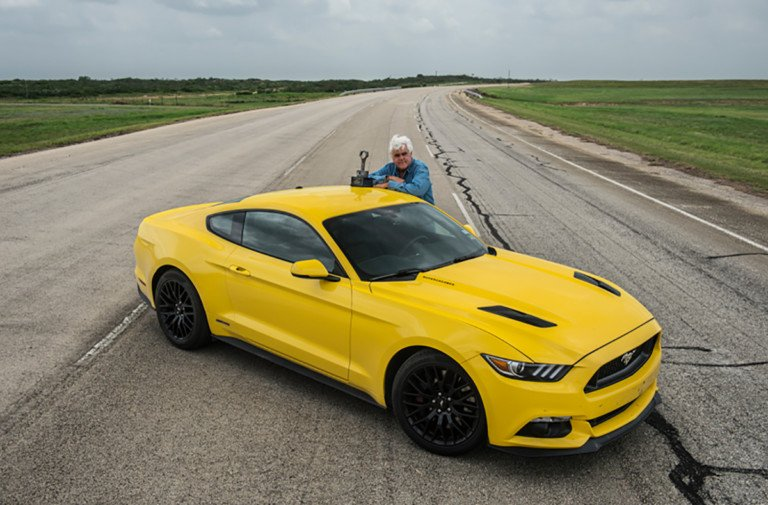 Hennessey's HPE750 Supercharged Mustang Hits 207.9 MPH