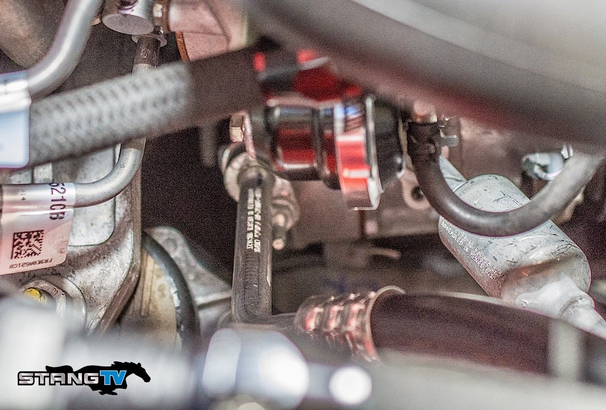 Turbosmart Wastegate Actuator For EcoBoost Mustang