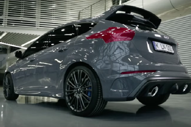 Ford Focus RS Documentary Gets Trailer, Drops Sept. 30th