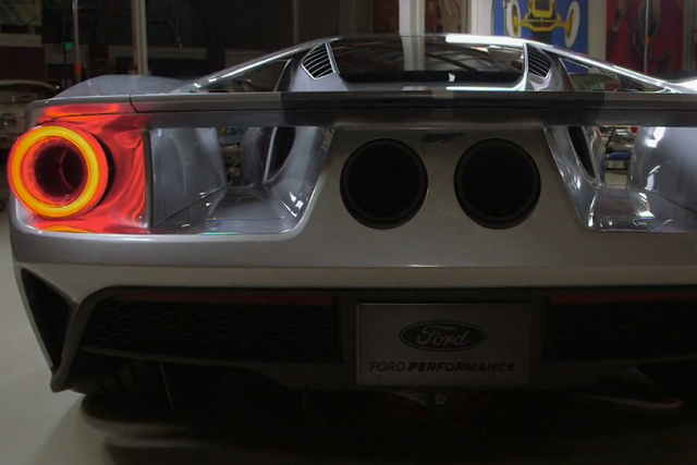 Video: New Info On The Ford GT Emerges From Leno's Garage