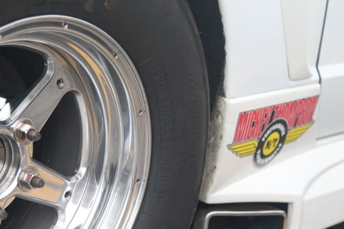 Mickey Thompson Drag Radials: The Evolution Continues
