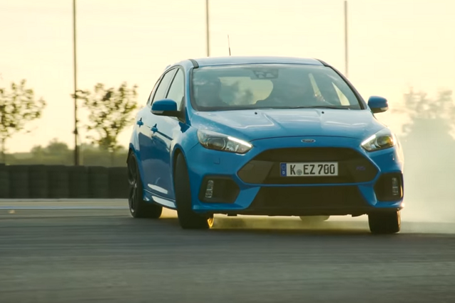Video: Ben Collins Talks Focus RS Driving Modes