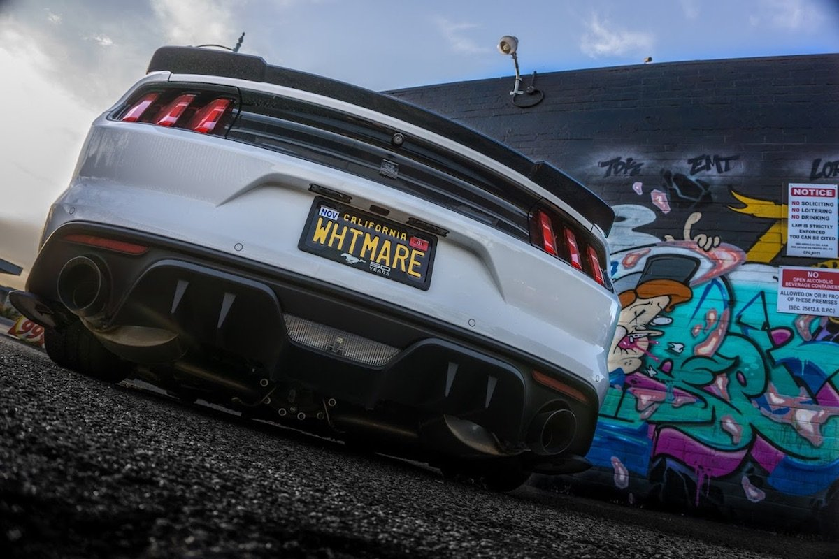 Quick Mod: RTR Rear Diffuser Transforms The Rear Of S550 Mustangs