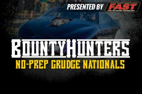 Bounty Hunters No Prep Grudge Nationals Coverage From San Antonio