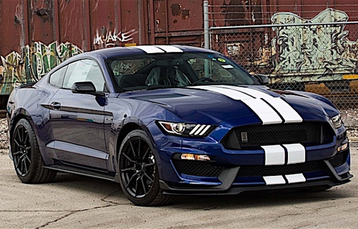 2015 Shelby GT350 Headed To Mecum Auctions This May