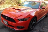 First Look: MMD By Foose Hood Scoop For '15-'16 Mustangs