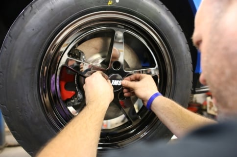 Project Grabbr Preps For The Strip With JMS Avenger Wheels