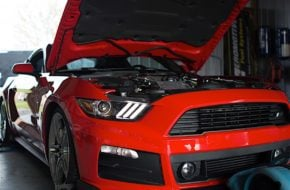 Livernois Motorsports Completes The Power Package On Our '15 Mustang