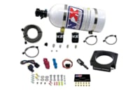 Nitrous Express Releases Nitrous Plate System For GT350s