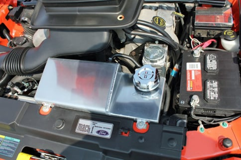 Video: Canton Racing Products Coolant Expansion Tank Install